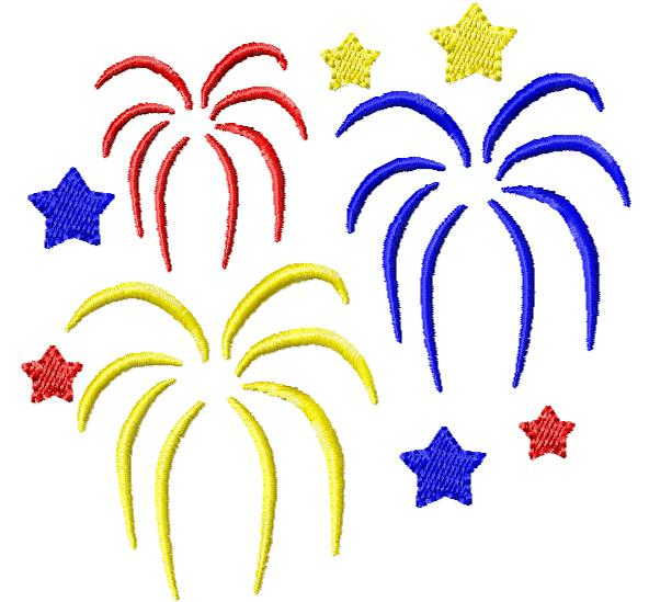 4th Of July Fireworks Clipart Png | Clipart Panda - Free Clipart ...