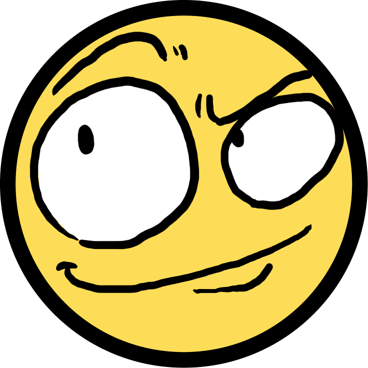 Image Gallery skeptical emoticon