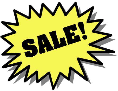 Pix For > Sales Clipart