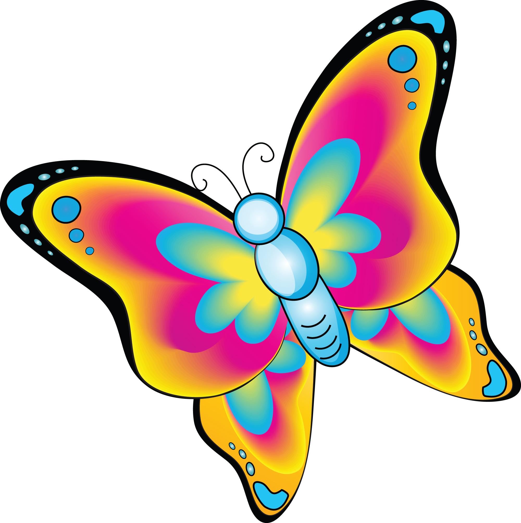Бабочки – насекомые с красивыми большими открытыми крыльями.
