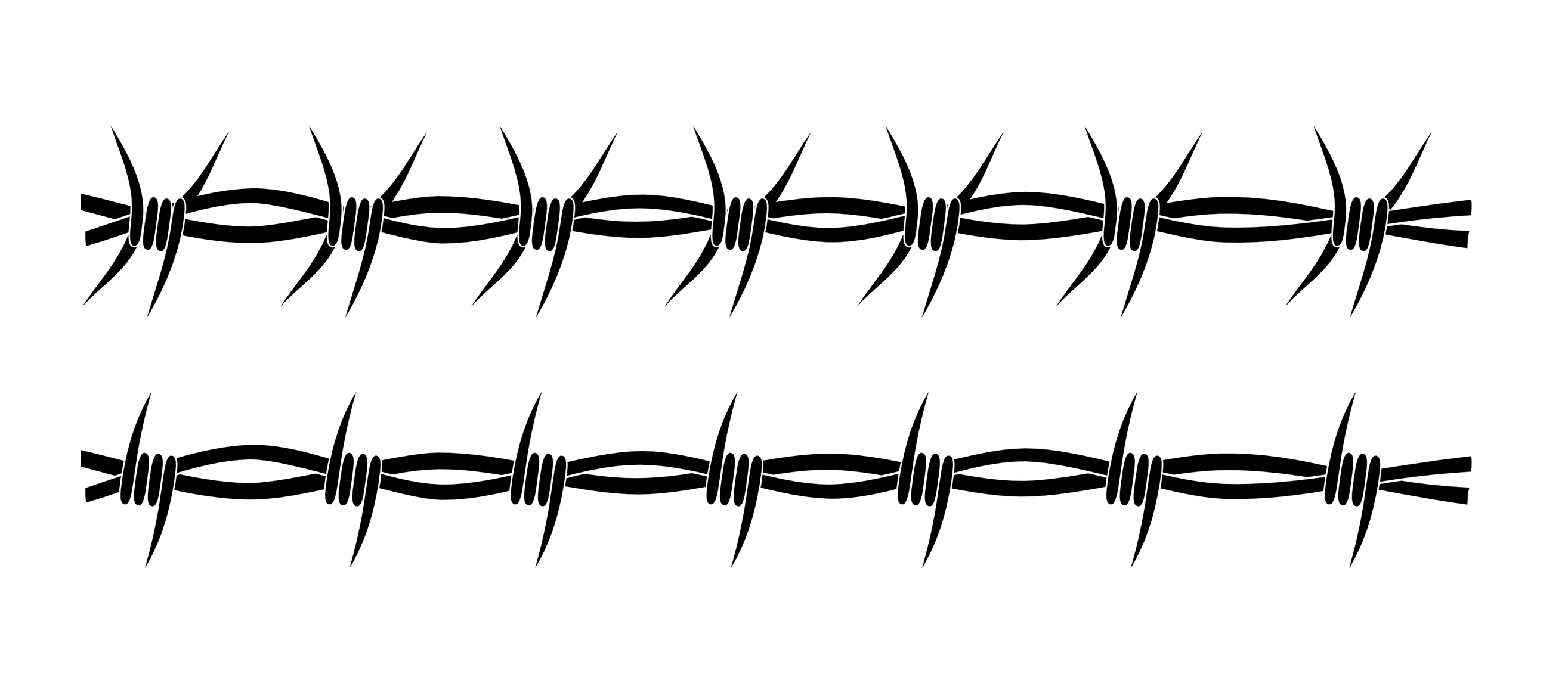 barbed wire western clipart - photo #32