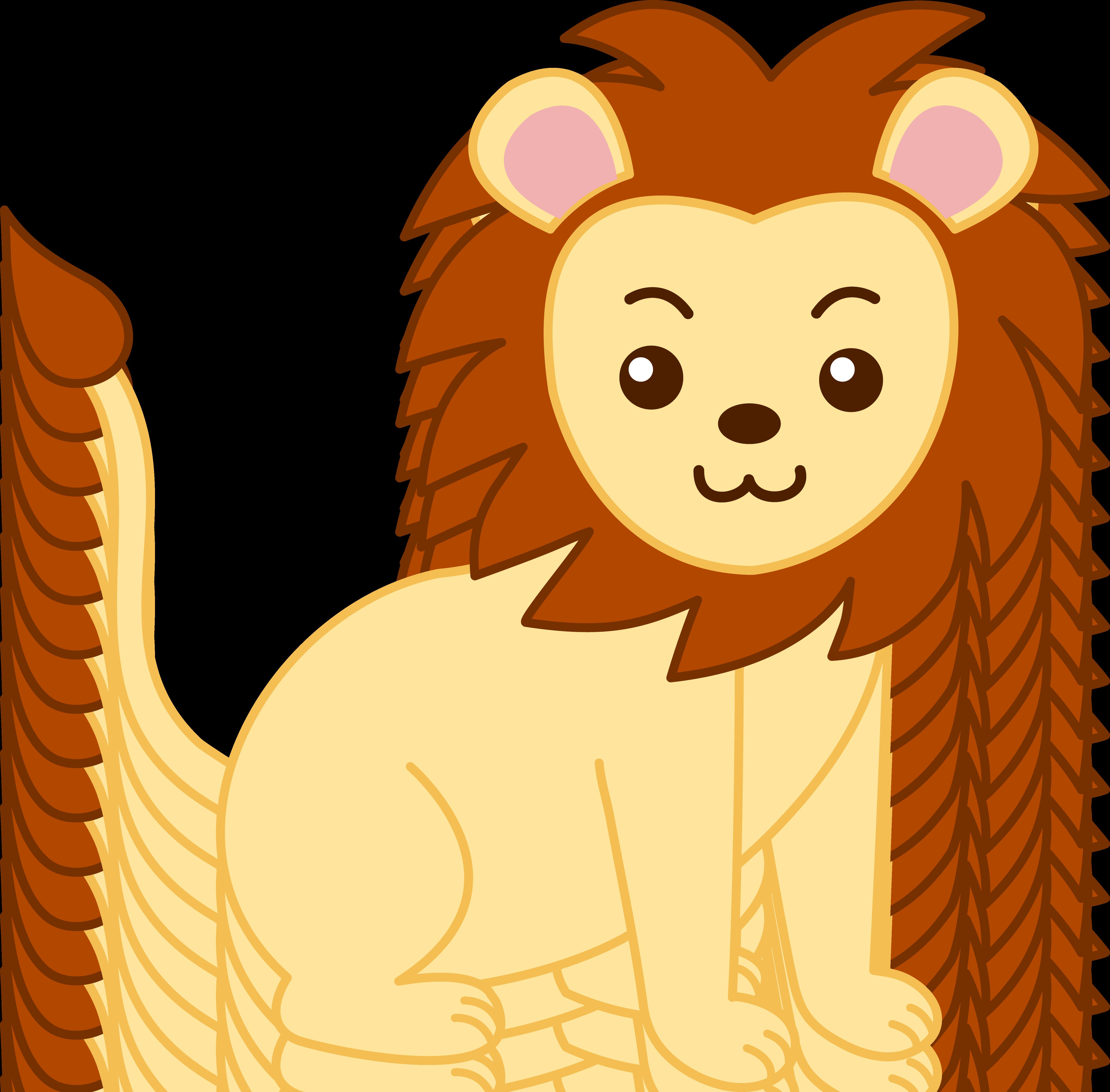 free clipart images lions - photo #17