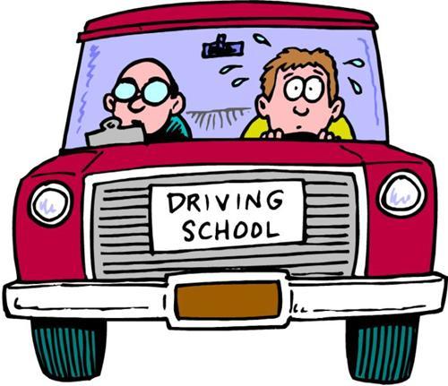 Driving School clip art | Clipart Panda - Free Clipart Images