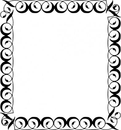 Decorative Scroll Clip Art Free - Cliparts.co
