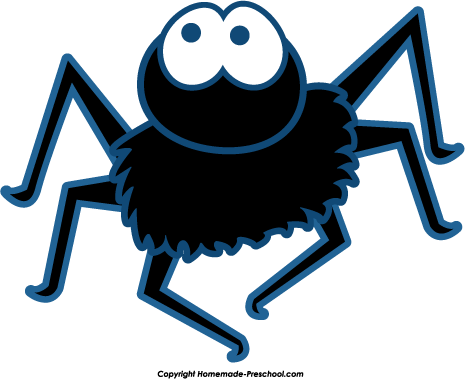 Halloween Spider Clip Art - Cliparts.co