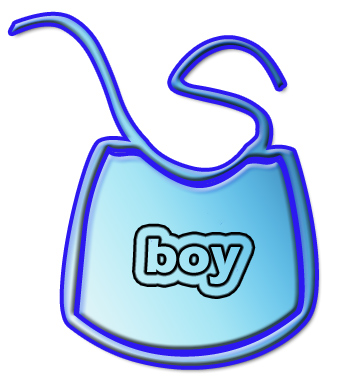 Baby Bib Clipart - Cliparts.co