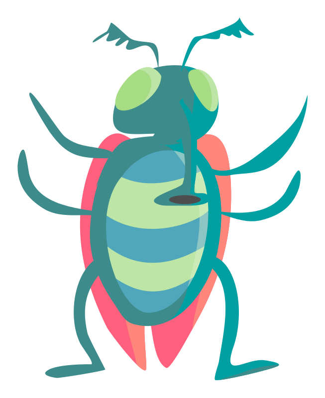 Free to Use & Public Domain Insects Clip Art - Page 2