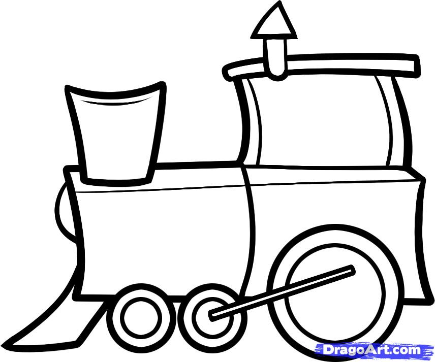 Train Images For Kids