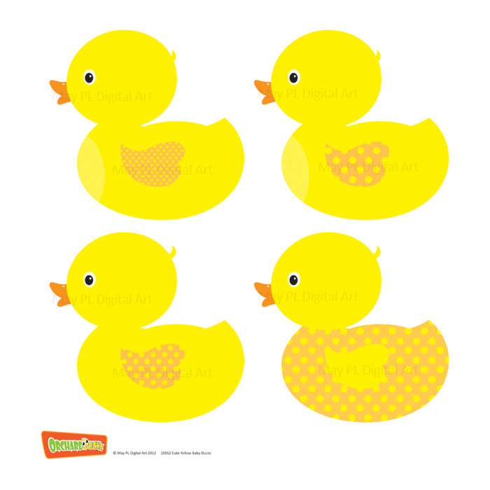 Rubber Duck Clipart - Cliparts.co