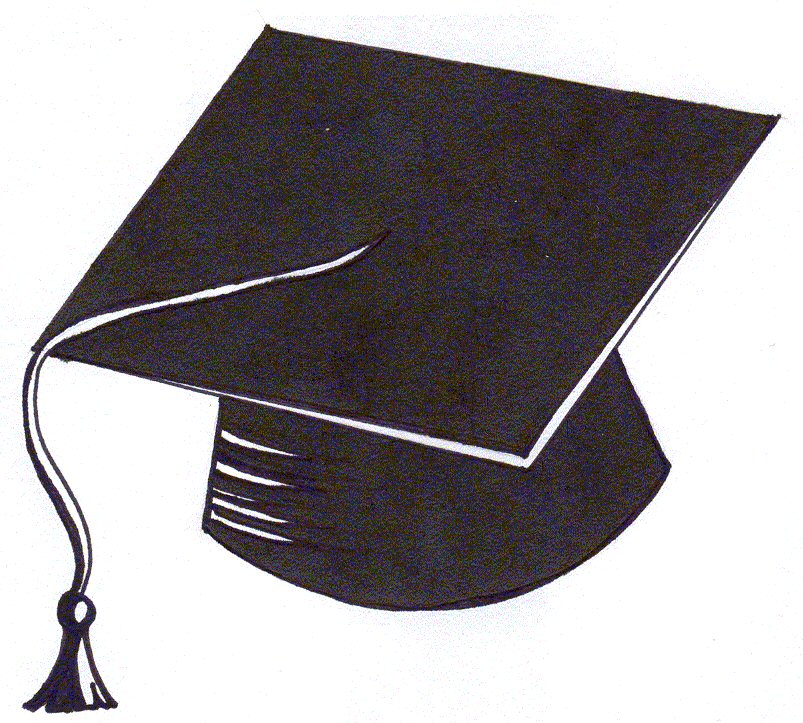 Graduation Cap Clip Art Free - Cliparts.co