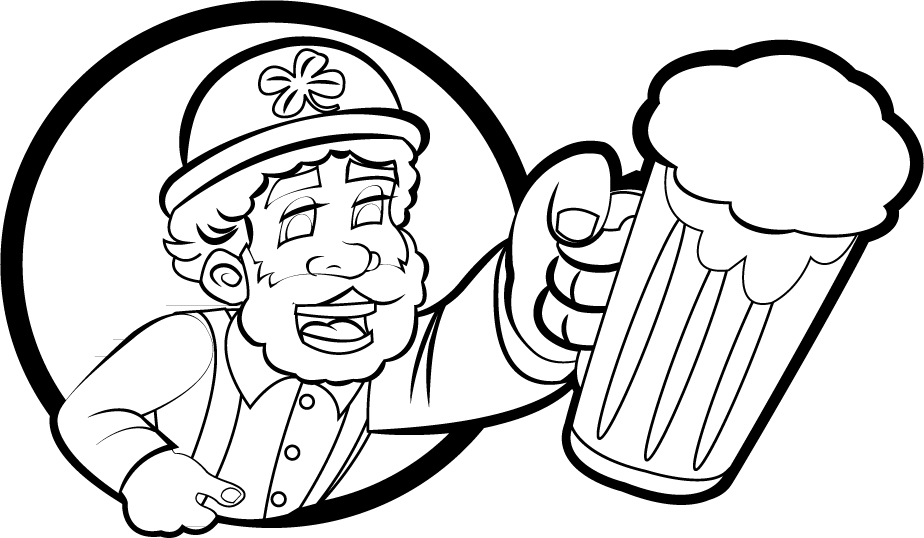 Free Clip-Art: Holiday Clip-Art » St. Patrick's Day » leprechaun ...