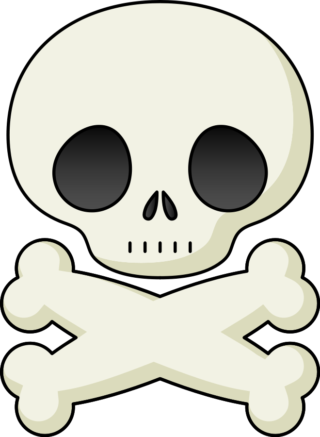 Skull Cartoon Images Stock Photos amp Vectors  Shutterstock