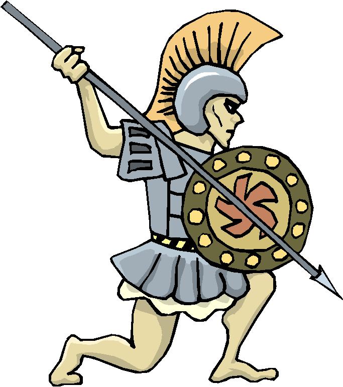 warrior clipart rh worldartsme com warrior head clip art ninja warrior clipart