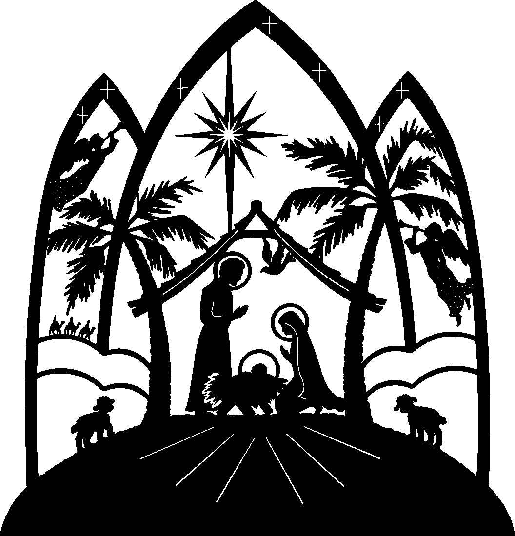 nativity-scene-clip-art-7 | Lifestyle Of Worship
