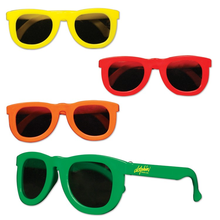 KIDS SUNGLASSES. Keep the kiddos looking cool with shades from all your favorite brands. Get your hands on pint-sized sunnies perfect for little girls and guys. Ray-Ban Junior Discover child-size versions of the most popular Ray-Ban sunglasses styles.