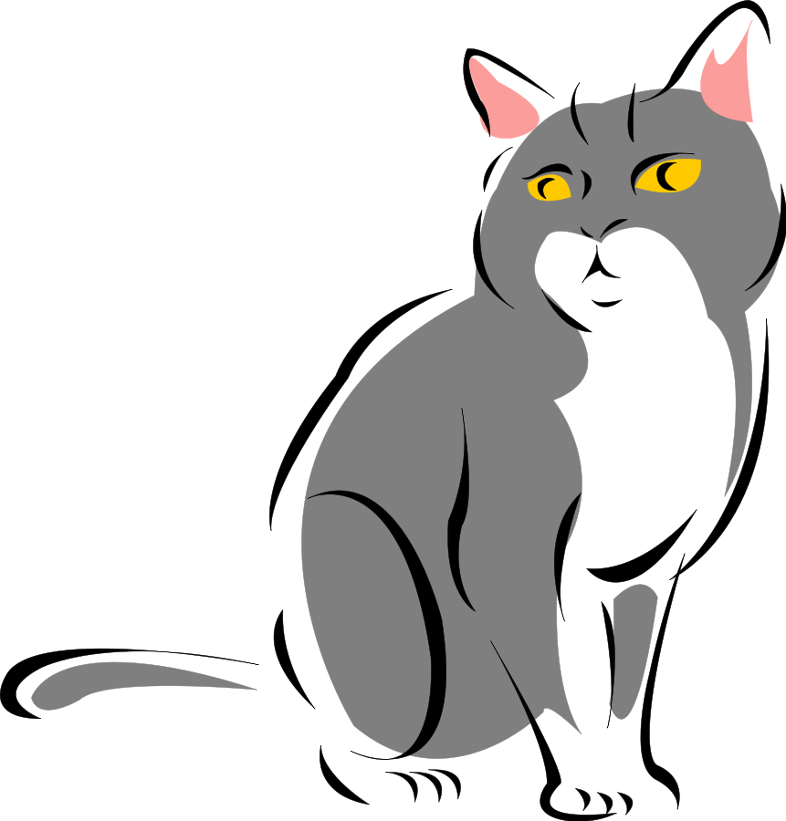 Black Cat Clipart - Cliparts.co