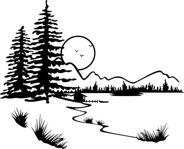 Clipart Of Mountains - Cliparts.co