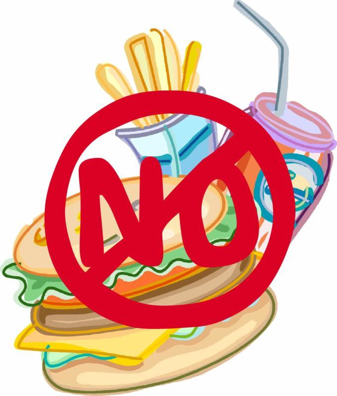 Pics Of Junk Food - Cliparts.co