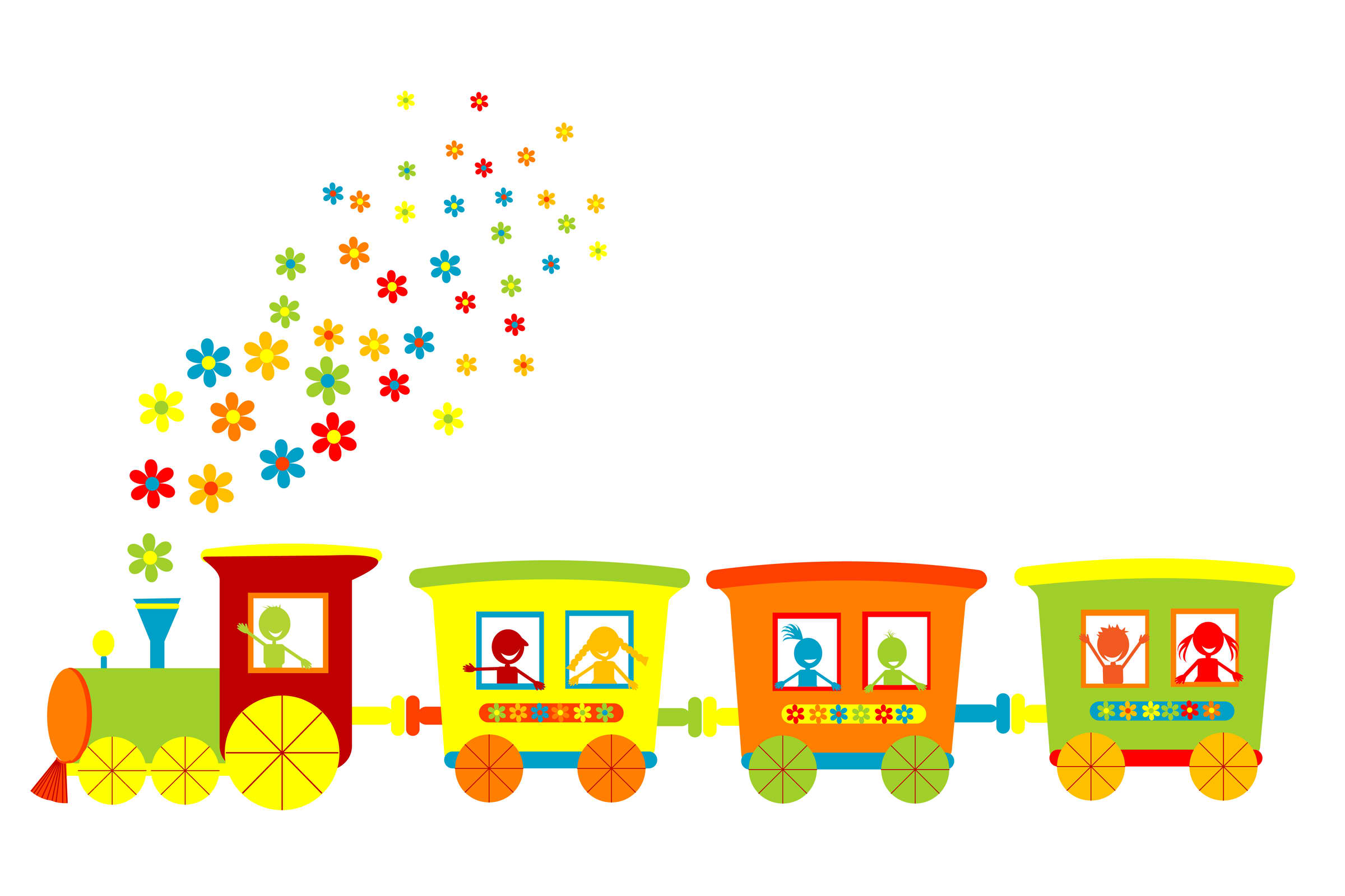 Smiling Train Clipart Happy Train Clipart Toy Steam Engine Clipart ...
