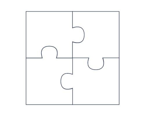 Puzzle Piece Cliparts Co