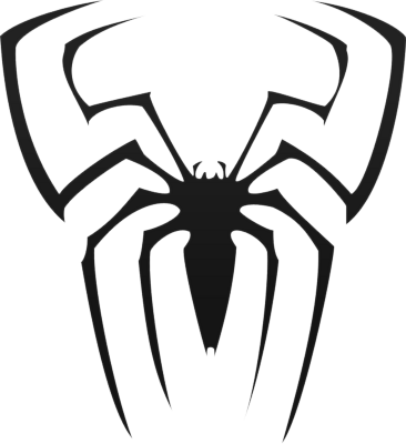 Spiderman Logo PSD, vector images - VectorHQ.com