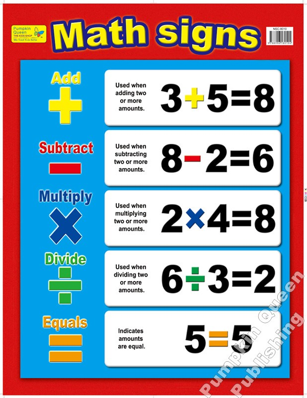 maths symbols and their meanings pdf