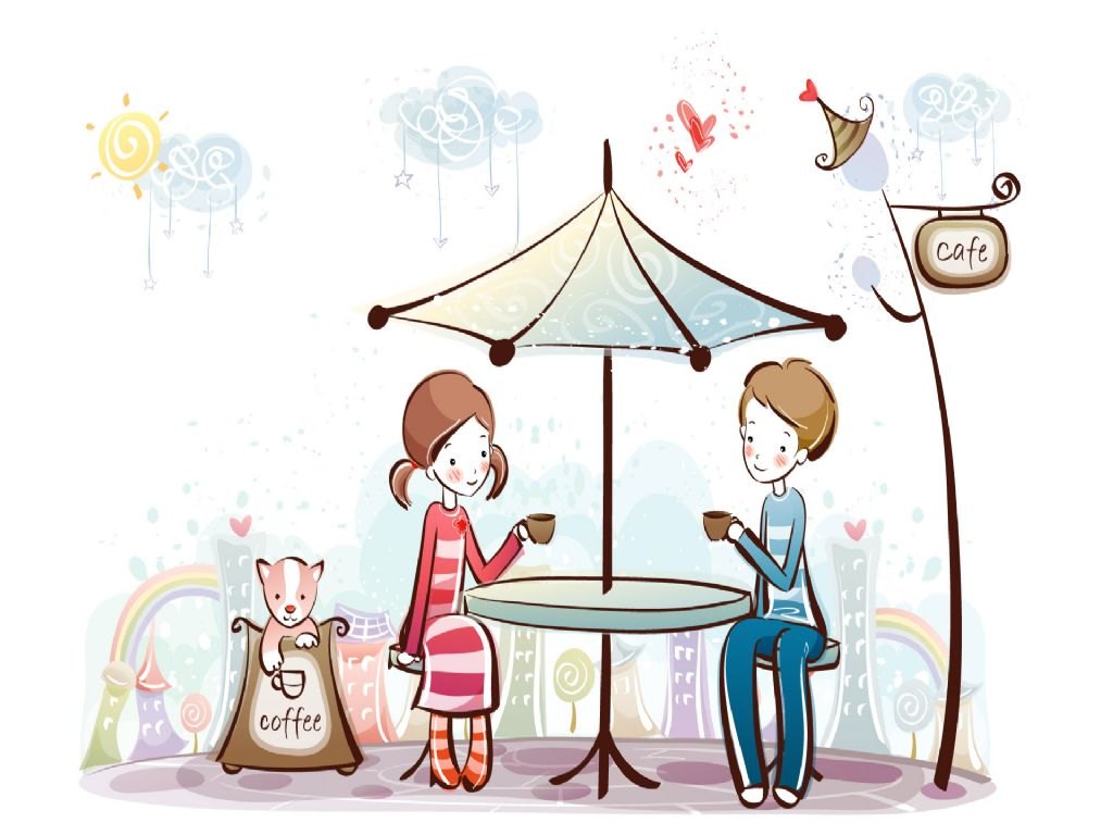 Good Love Couple Cartoon HD Wallpaper Download - kT85yxkLc  Collection_699479.jpg