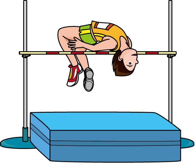 high jump clipart - photo #3