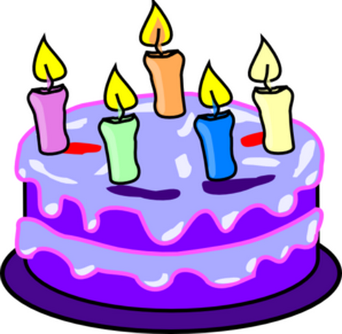 Birthday Cake Clip Art | Birthday Cake Gallery