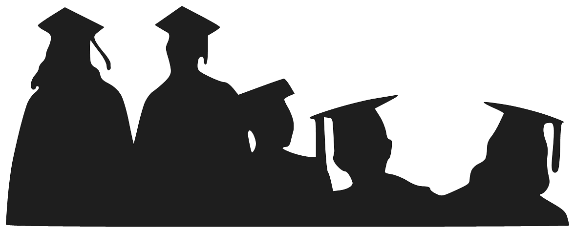 Graduation Cap Silhouette Png Images & Pictures - Becuo