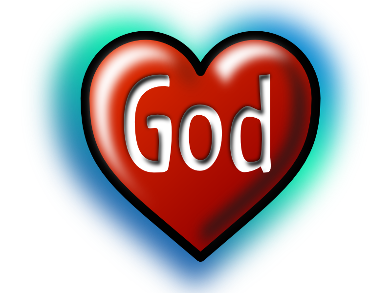 clipart god loves you-#24