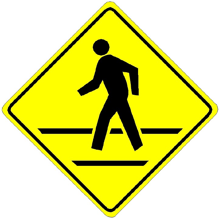 picture regarding Printable Road Signs referred to as Printable Highway Signs and symptoms -