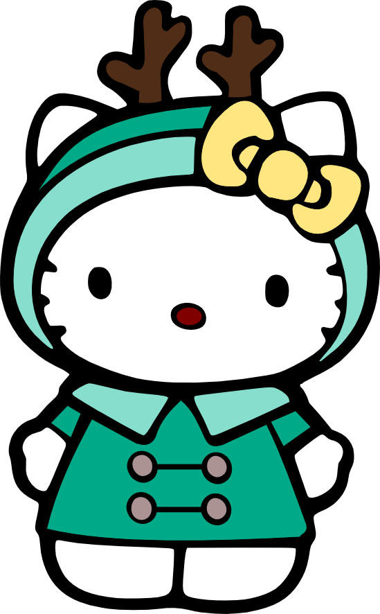 Hello Kitty Clipart Birthday - Cliparts.co