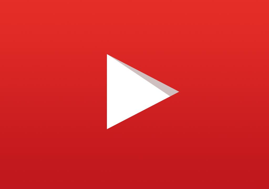 youtube icon vector  Youtube Play Button Logo Vector