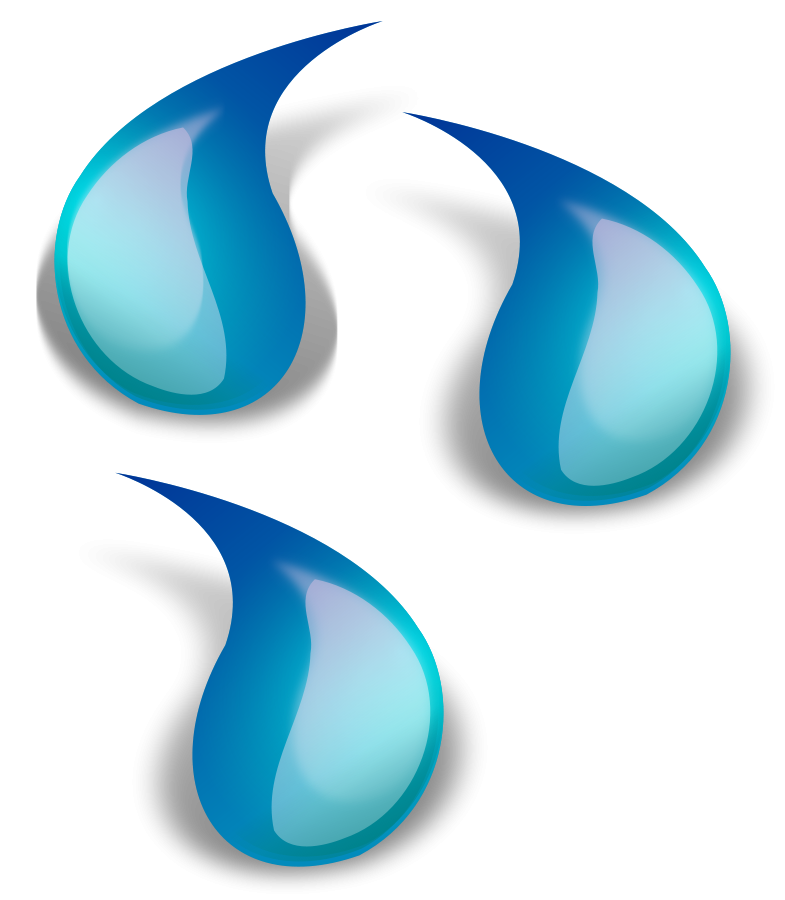 Water Droplet Clip Art - Cliparts.co