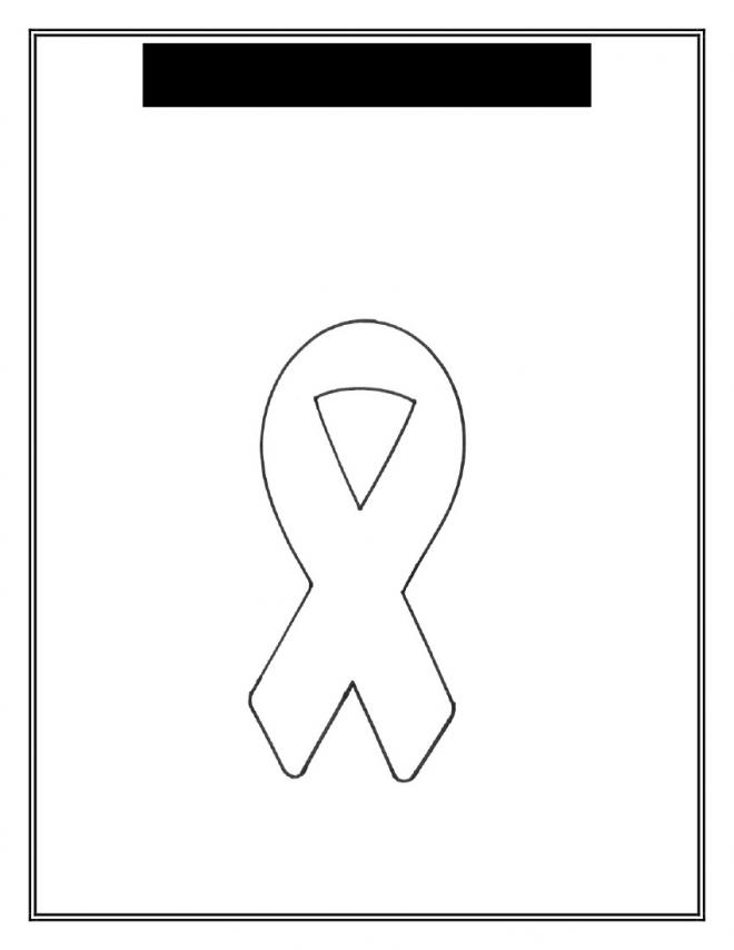 Awareness Colouring Pages (page 2)