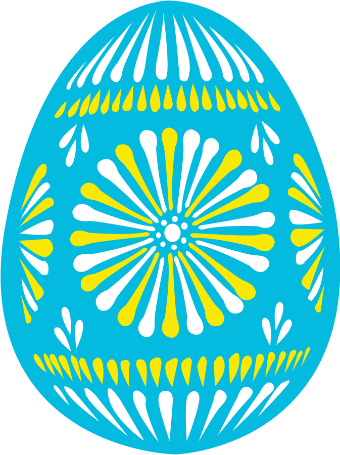 Easter Egg Clip Art - Cliparts.co