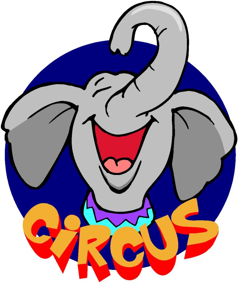 TEAM BEAGLEBRATZ: THE CIRCUS IZ HERE!!! THE CIRCUS IZ HERE!!!