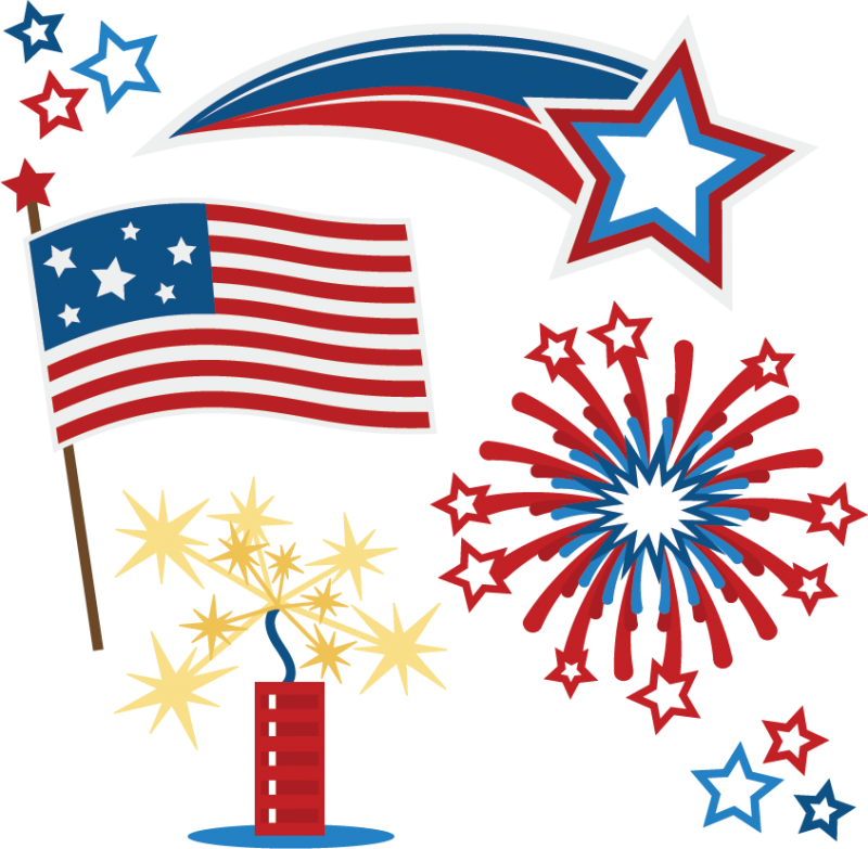 Fourth Of July Clip Art - Cliparts.co