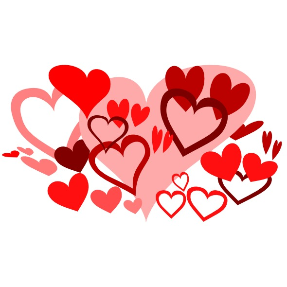 Valentines Day Pictures Of Hearts