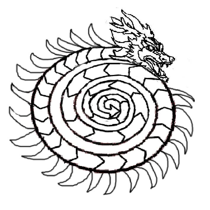aztec owl coloring pages - photo#23