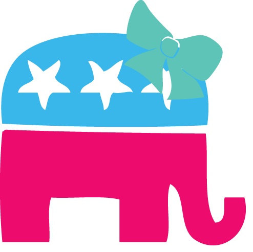 Popular items for republican elephant on Etsy