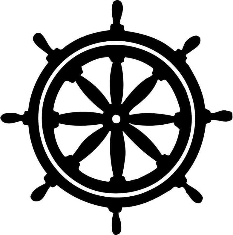 clipart ship steering wheel - photo #12