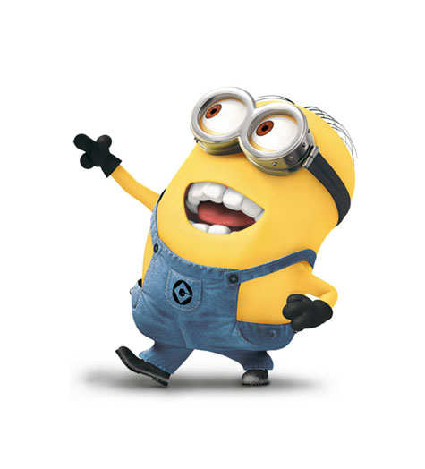 animated minions clipart - photo #28