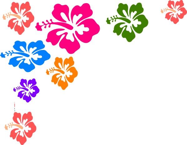 Flower Border Clip Art Free - Cliparts.co