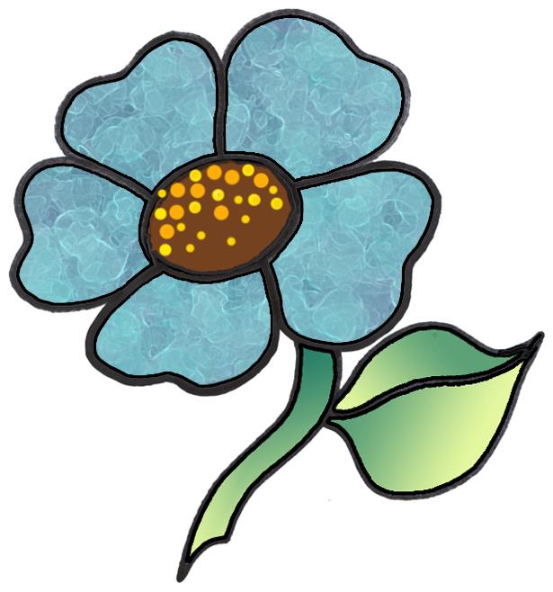 Single Flower Clip Art - Cliparts.co