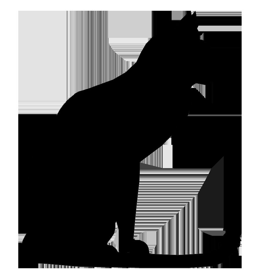 Free Cat Silhouette Clip Art