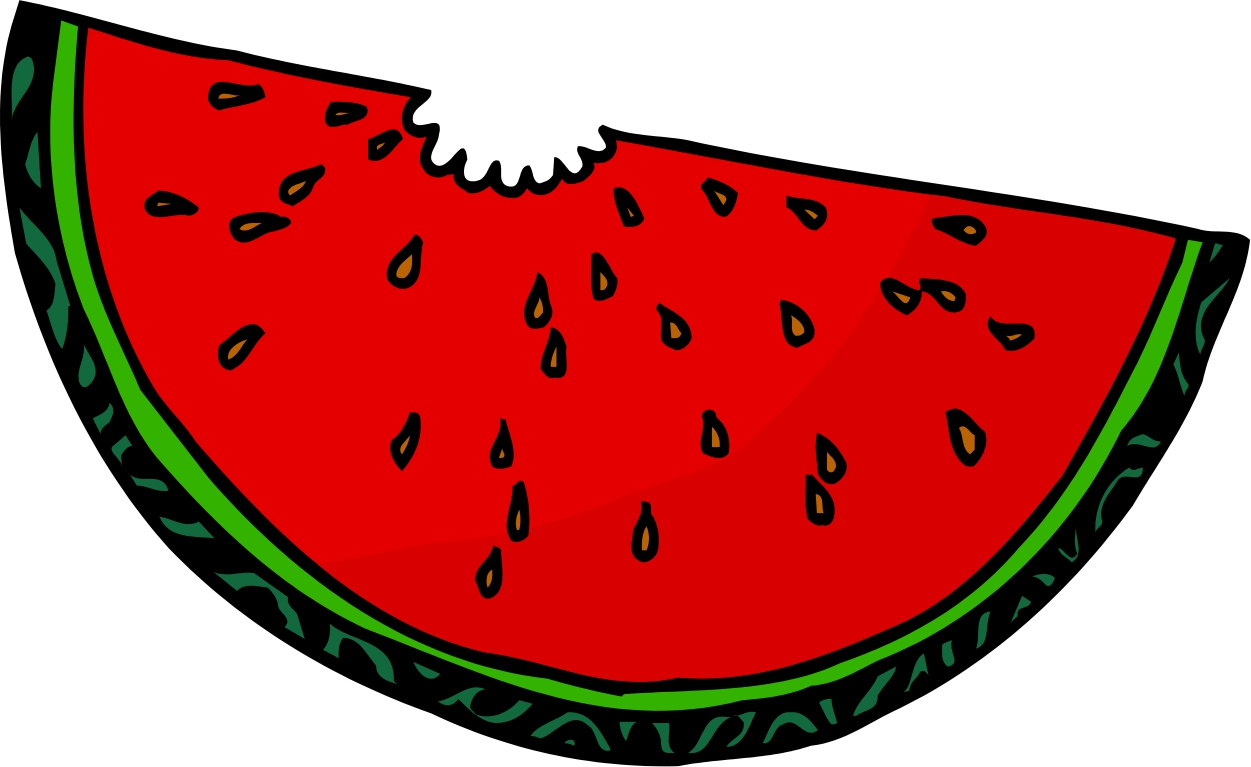 Watermelon Slice Cartoon Images & Pictures - Becuo - Cliparts.co