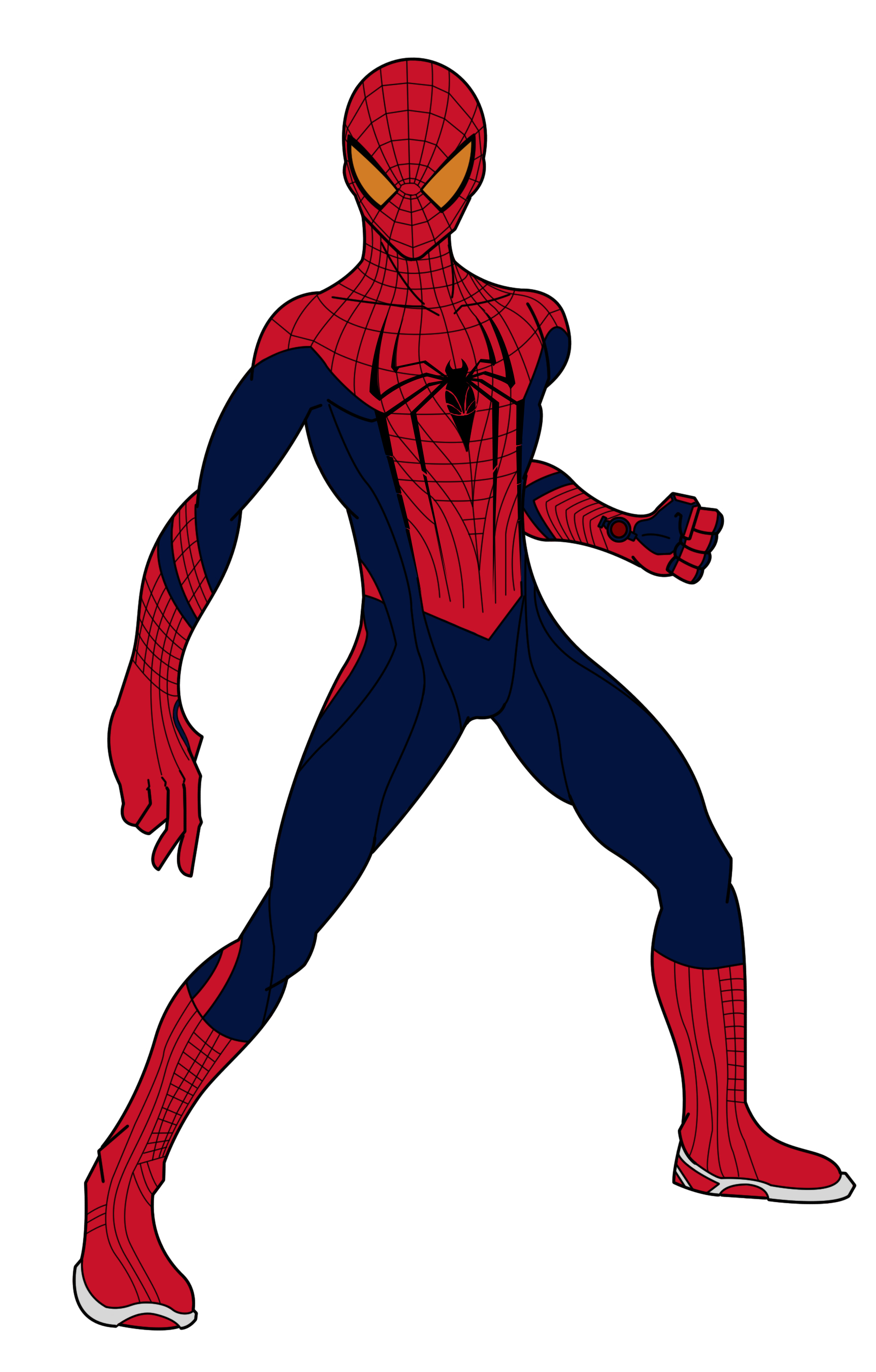 Free Gambar Spiderman - ClipArt Best