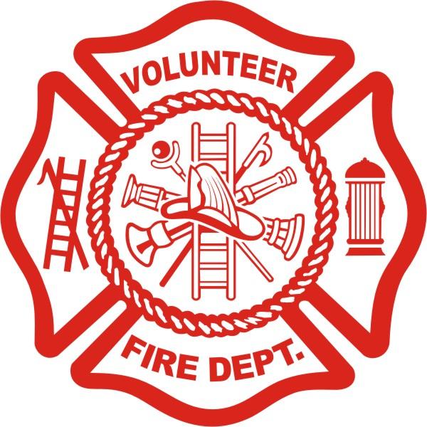 Fire Department Logo Vector - Cliparts.co